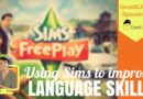GeekSLP Tv Episode #7: Using The Sims to improve Language skills.
