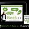 Geek_SLP_app
