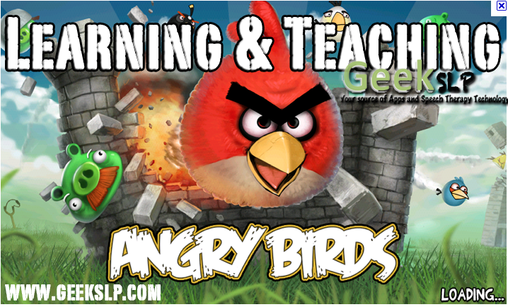 Gaming into education: Can even Angry Birds promote learning?