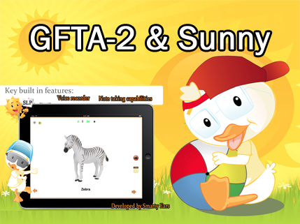 Sunny Articulation Test & the GFTA-2 : Working hand in hand  – GeekSLP
