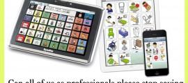 AAC iPad