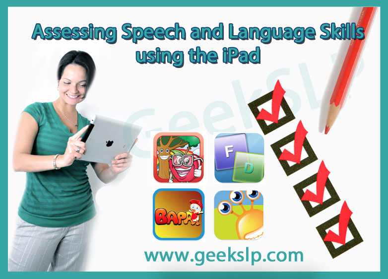 geekslp speech and language assessment apps
