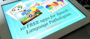 ten free apps for speech-language pathologists geekslp