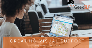 Creating visual support with Smarty Symbols
